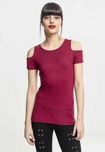 Urban Classics TB1191 - Ladies Cutted Shoulder Tee