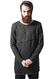 Urban Classics TB1246 - Fashion Long Terry Crew