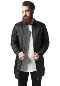 Urban Classics TB1262 - Long Bomber Jacket