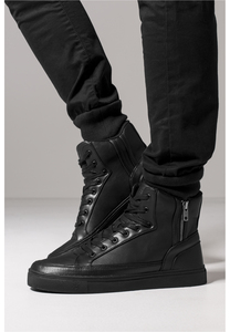 Urban Classics TB1271 - Zipper High Top Shoe