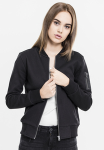 Urban Classics TB1317 - Ladies Sweat Bomber Jacket