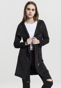 Urban Classics TB1359 - Ladies Imitation Suede Parka