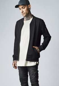 Urban Classics TB1409 - Sweat Bomber Jacket Men