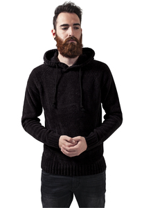 Urban Classics TB1431 - Chenille Hooded Sweater