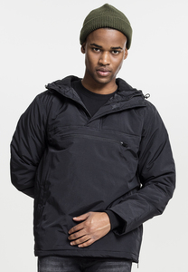 Urban Classics TB1443 - Padded Pull Over Jacket