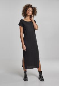 Urban Classics TB1513 - Women Slub Long Dress