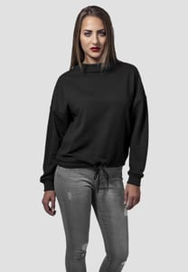 Urban Classics TB1523 - Women Oversized Sweater Crew