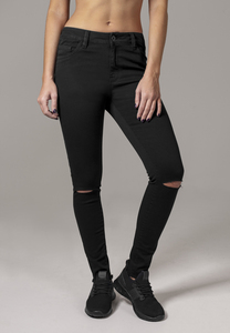 Urban Classics TB1538 - Ladies Cut Knee Pants
