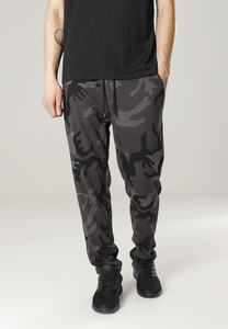 Urban Classics TB1648 - Camo Sweat Pants Men