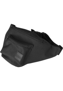 Urban Classics TB1691 - Triple-Zip Hip Bag
