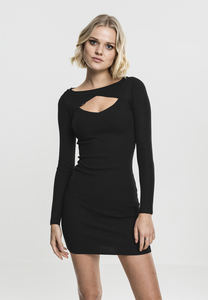 Urban Classics TB1742 - Ladies Cut Out Dress