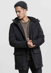 Urban Classics TB1813 - Hooded Heavy Thumbhole Parka