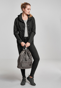 Urban Classics TB1820 - Ladies Basic Cotton Parka