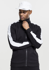 Urban Classics TB1864 - 2-Tone Interlock Track Jacket