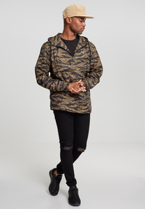 Urban Classics TB1878 - Tiger Camo Pull Over