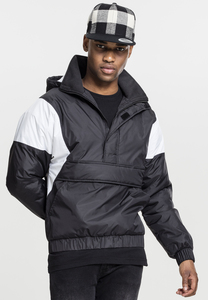 Urban Classics TB1880 - 2-Tone Pull Over Jacket