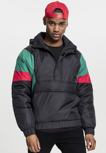 Urban Classics TB1881 - 3-Tone Pull Over Jacket