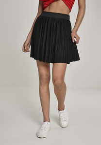 Urban Classics TB1948 - Ladies Jersey Pleated Mini Skirt