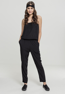 Urban Classics TB1955 - Ladies Viscose Bandeau Jumpsuit