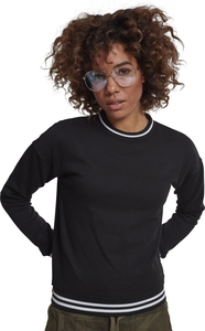 Urban Classics TB1989 - Ladies College Sweat Crew