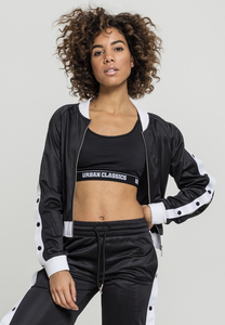 Urban Classics TB1996 - Ladies Button Up Track Jacket