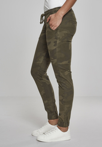 Urban Classics TB1998 - Ladies Camo Jogging Pants
