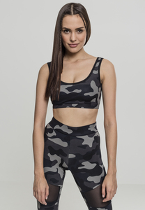 Urban Classics TB2046 - Ladies Camo Bra