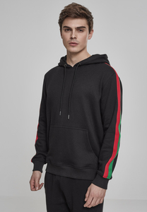 Urban Classics TB2085 - Stripe Shoulder Hoody