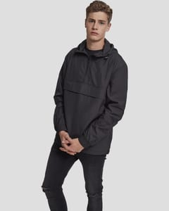 Urban Classics TB2100 - Giacca Basic Pull Over