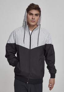 Urban Classics TB2106 - Pattern Arrow Windrunner