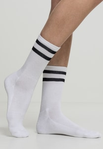 Urban Classics TB2160 - 2-Stripe Socks 2-Pack