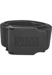 Urban Classics TB2171 - Woven Belt Rubbered Touch UC