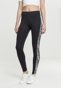 Urban Classics TB2212 - Ladies Side Stripe Zoo Leggings