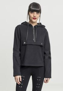 Urban Classics TB2230 - Ladies Peached Terry Troyer Hoody