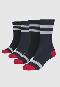 Urban Classics TB2305 - Multicolor Socks 2-Pack