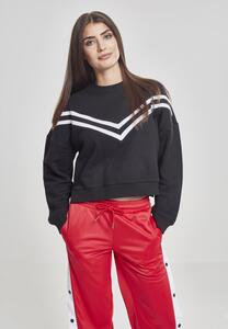 Urban Classics TB2341 - Ladies Inset Striped Crew