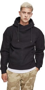Urban Classics TB2406 - Polar Fleece High Neck Hoody