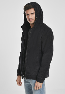 Urban Classics TB2421 - Hooded Corduroy Jacket