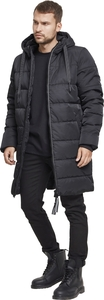 Urban Classics TB2429 - Hooded Puffer Coat