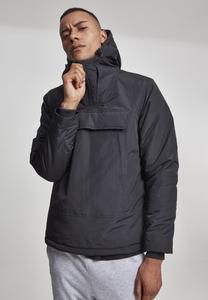 Urban Classics TB2486 - High Neck Pull Over Jacket