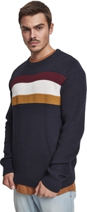 Urban Classics TB2525 - Block Sweater