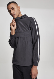 Urban Classics TB2536 - Crinkle Nylon Pull Over Jacket