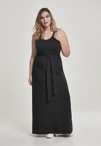 Urban Classics TB2601 - Ladies Long Racer Back Dress