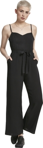 Urban Classics TB2607 - Ladies Spaghetti Jumpsuit
