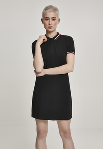 Urban Classics TB2613 - Women Polo Dress