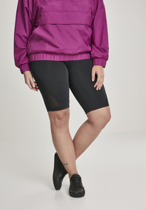 Urban Classics TB2638 - Women Tech Mesh Cycle Shorts