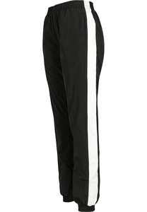Urban Classics TB2661 - Ladies Striped Crinkle Pants