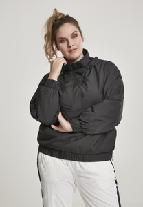 Urban Classics TB2667 - Ladies Panel Pull Over Jacket