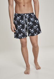 Urban Classics TB2679 - Pattern Swim Shorts