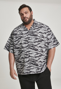 Urban Classics TB2735 - Pattern Resort Shirt